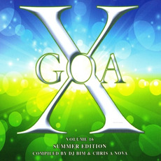 Goa X, Volume 16 (Summer Edition) by Various Artists