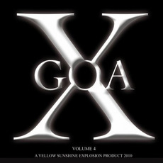 Goa X, Volume 4 by Various Artists