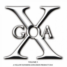 Goa X, Volume 3 by Various Artists
