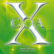 Goa X, Volume 11 (Spring Edition) by Various Artists