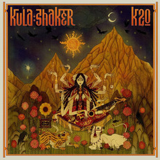 K 2.0 mp3 Album by Kula Shaker