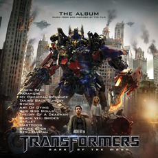 Transformers: Dark of the Moon: The Album mp3 Soundtrack by Various Artists