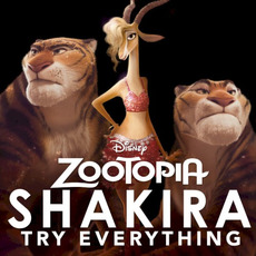 Try Everything mp3 Single by Shakira