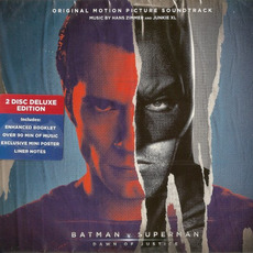 Batman v Superman: Dawn of Justice (Deluxe Edition) mp3 Soundtrack by Hans Zimmer & Junkie XL