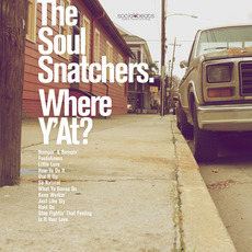 Where Y'At mp3 Album by The Soul Snatchers