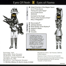 Eyes of Flesh Eyes of Flame mp3 Album by Secret Chiefs 3
