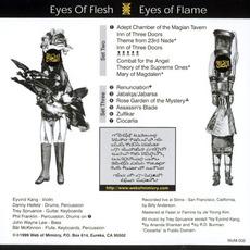 Eyes of Flesh Eyes of Flame mp3 Album by Secret Chiefs 3