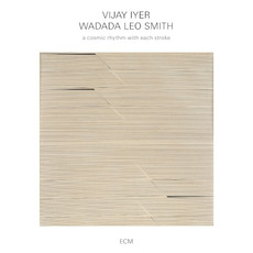 A Cosmic Rhythm With Each Stroke mp3 Album by Vijay Iyer & Wadada Leo Smith
