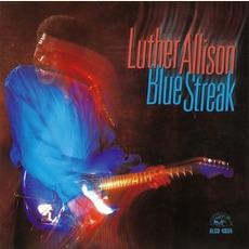 Blue Streak mp3 Album by Luther Allison