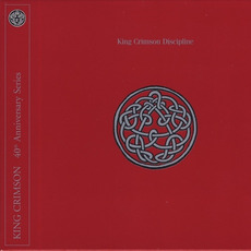 Discipline (40th Anniversary Edition) mp3 Album by King Crimson