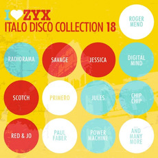 I Love ZYX Italo Disco Collection 18 mp3 Compilation by Various Artists