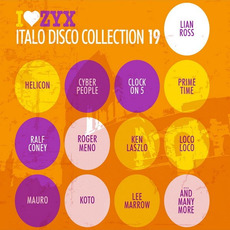 I Love ZYX Italo Disco Collection 19 mp3 Compilation by Various Artists