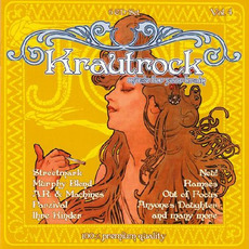 Krautrock: Music for Your Brain, Volume 4 mp3 Compilation by Various Artists