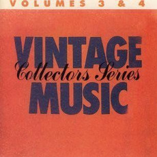 Vintage Music Collectors Series, Volume 3 & 4 mp3 Compilation by Various Artists
