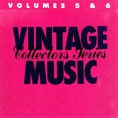 Vintage Music Collectors Series, Volume 5 & 6 mp3 Compilation by Various Artists