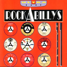 Ultra Rare Rockabilly's, Volume 11 mp3 Compilation by Various Artists