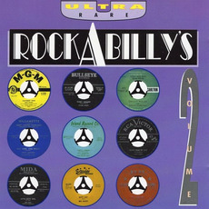 Ultra Rare Rockabilly's, Volume 2 mp3 Compilation by Various Artists