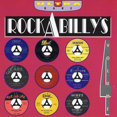 Ultra Rare Rockabilly's, Volume 4 mp3 Compilation by Various Artists