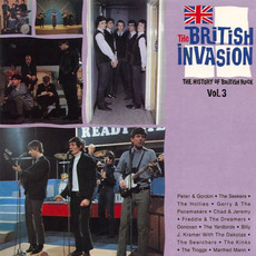 The British Invasion: The History of British Rock, Volume 3 mp3 Compilation by Various Artists