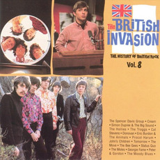 The British Invasion: The History of British Rock, Volume 8 mp3 Compilation by Various Artists