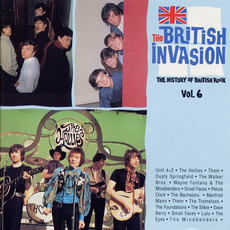 The British Invasion: The History of British Rock, Volume 6 mp3 Compilation by Various Artists