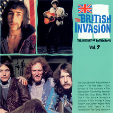 The British Invasion: The History of British Rock, Volume 9 mp3 Compilation by Various Artists