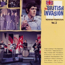 The British Invasion: The History of British Rock, Volume 2 mp3 Compilation by Various Artists