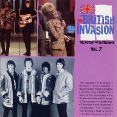 The British Invasion: The History of British Rock, Volume 7 mp3 Compilation by Various Artists