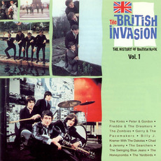 The British Invasion: The History of British Rock, Volume 1 mp3 Compilation by Various Artists