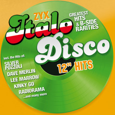 "ZYX Italo Disco: 12"" Hits by Various Artists"
