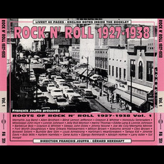 Roots of Rock n' Roll, Volume 1: 1927-1938 by Various Artists