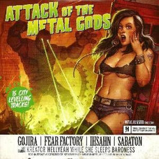 Metal Hammer #233: Attack of The Metal Gods mp3 Compilation by Various Artists