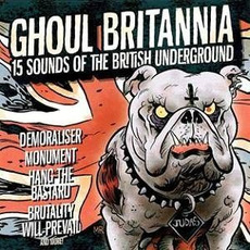 Metal Hammer #236: Ghoul Britannia mp3 Compilation by Various Artists