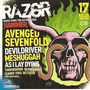 Metal Hammer #141: Razor