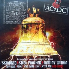 Metal Hammer #206: The Metal Forge - Volume Two: A Tribute to AC/DC mp3 Compilation by Various Artists