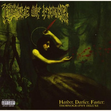 Harder, Darker, Faster: Thornography Deluxe mp3 Album by Cradle Of Filth