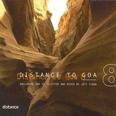 Distance to Goa 8 mp3 Compilation by Various Artists
