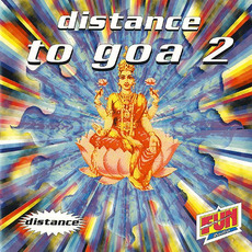 Distance to Goa 2 mp3 Compilation by Various Artists