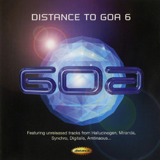 Distance to Goa 6 mp3 Compilation by Various Artists
