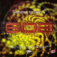 Distance to Goa 5 mp3 Compilation by Various Artists