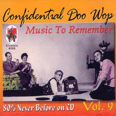Confidential Doo Wop, Vol.9 mp3 Compilation by Various Artists