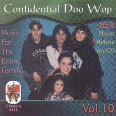 Confidential Doo Wop, Vol.10 mp3 Compilation by Various Artists
