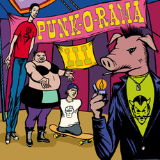 Punk-O-Rama, Volume 3 by Various Artists