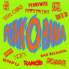 Punk-O-Rama, Volume 1 by Various Artists