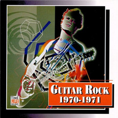 Guitar Rock: 1970-1971 mp3 Compilation by Various Artists