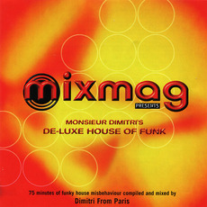 Monsieur Dimitri's De-Luxe House of Funk mp3 Compilation by Various Artists