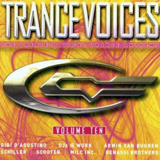 Trance Voices, Volume 10 mp3 Compilation by Various Artists
