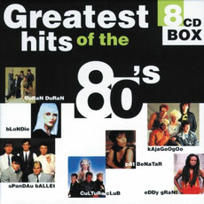 Greatest Hits of the 80's mp3 Compilation by Various Artists