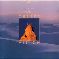Desert Vision mp3 Album by David Lanz & Paul Speer