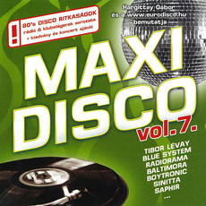 Maxi Disco, Vol.7. mp3 Compilation by Various Artists